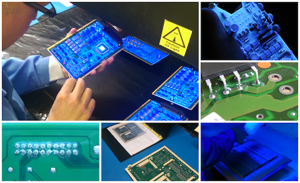 SCH Technologies can provide expert conformal coating training in all areas of coating