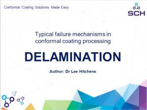 Delamination