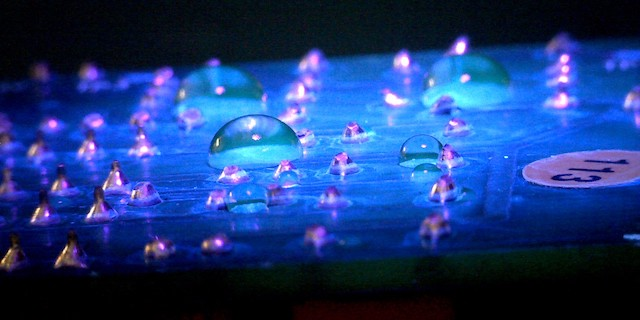 Nano coatings are no mask conformal coatings with great water repellent properties