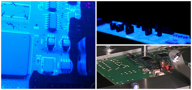 provide expert conformal coating training in all areas of the process including application, materials, process control and new product introduction.