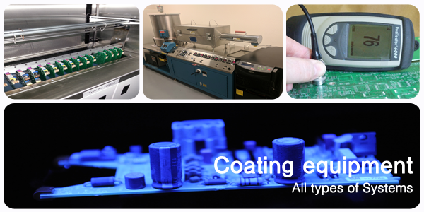 SCH Technologies supply a complete range of conformal coating, fluoropolymer Nano-coating and Parylene coating equipment for both batch and inline production.