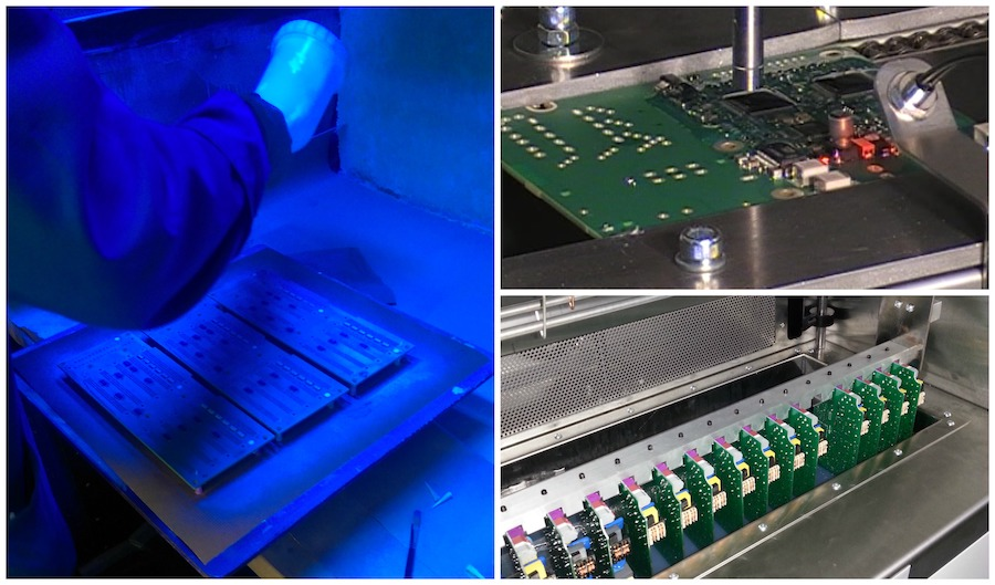 SCH can apply all types of conformal coatings and Parylene as a subcontract service.