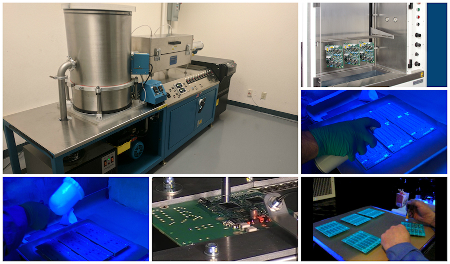 SCH Technologies provides global subcontract coating services across North America, Europe and Asia for conformal coatings, Parylene and other technologies.